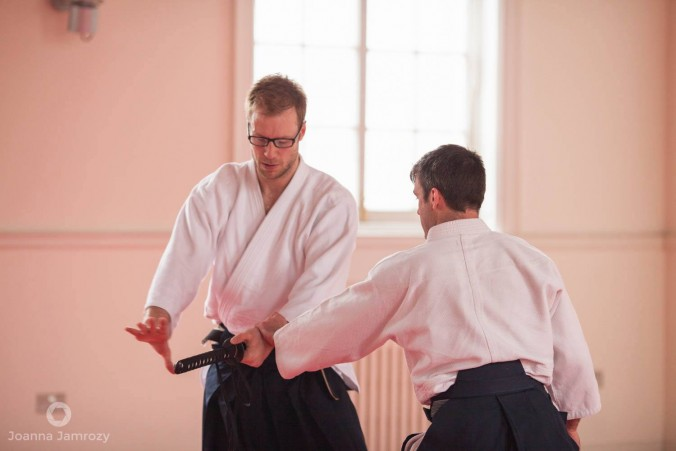 Edinburgh Aikido Seminar Saya no Uchi
