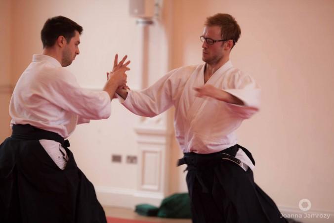 Ukemi Kote Gaeshi Edinburgh Aikido