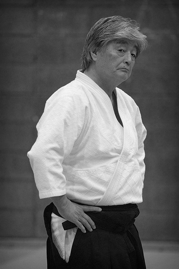 Edinburgh Aikido Seminar Yamada Sensei