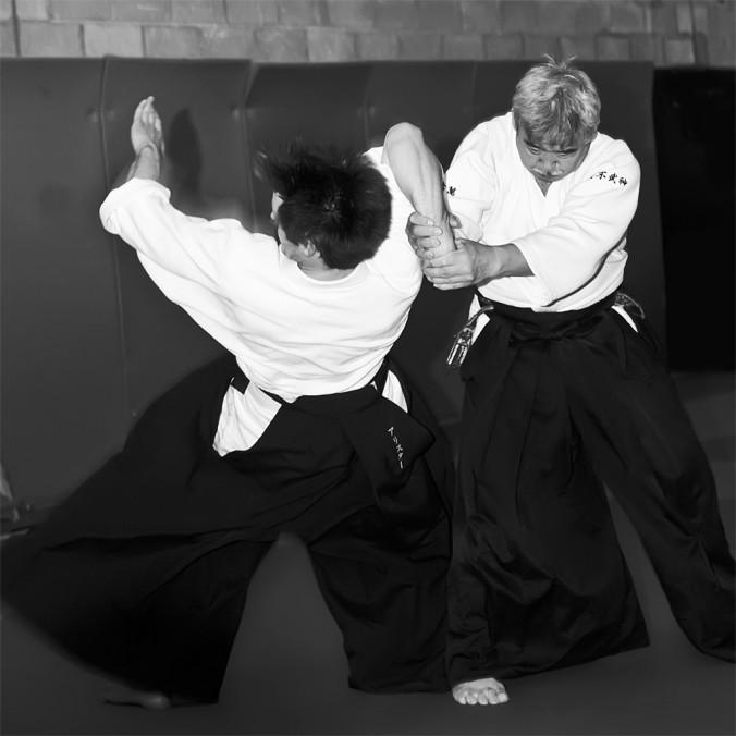 Toshiro Suga Shiho-nage Edinburgh