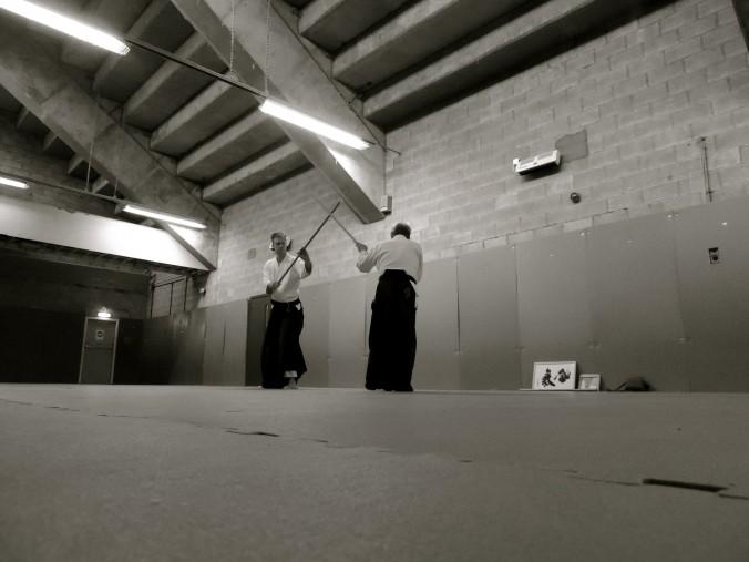 Aikido Kumi-jo Toshiro Suga Edinburgh Aikido Seminar