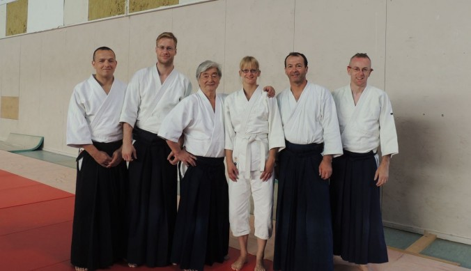 Edinburgh Aikido Yamada Lesneven