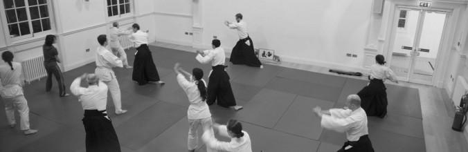 Edinburgh Aikido Club Warm-up