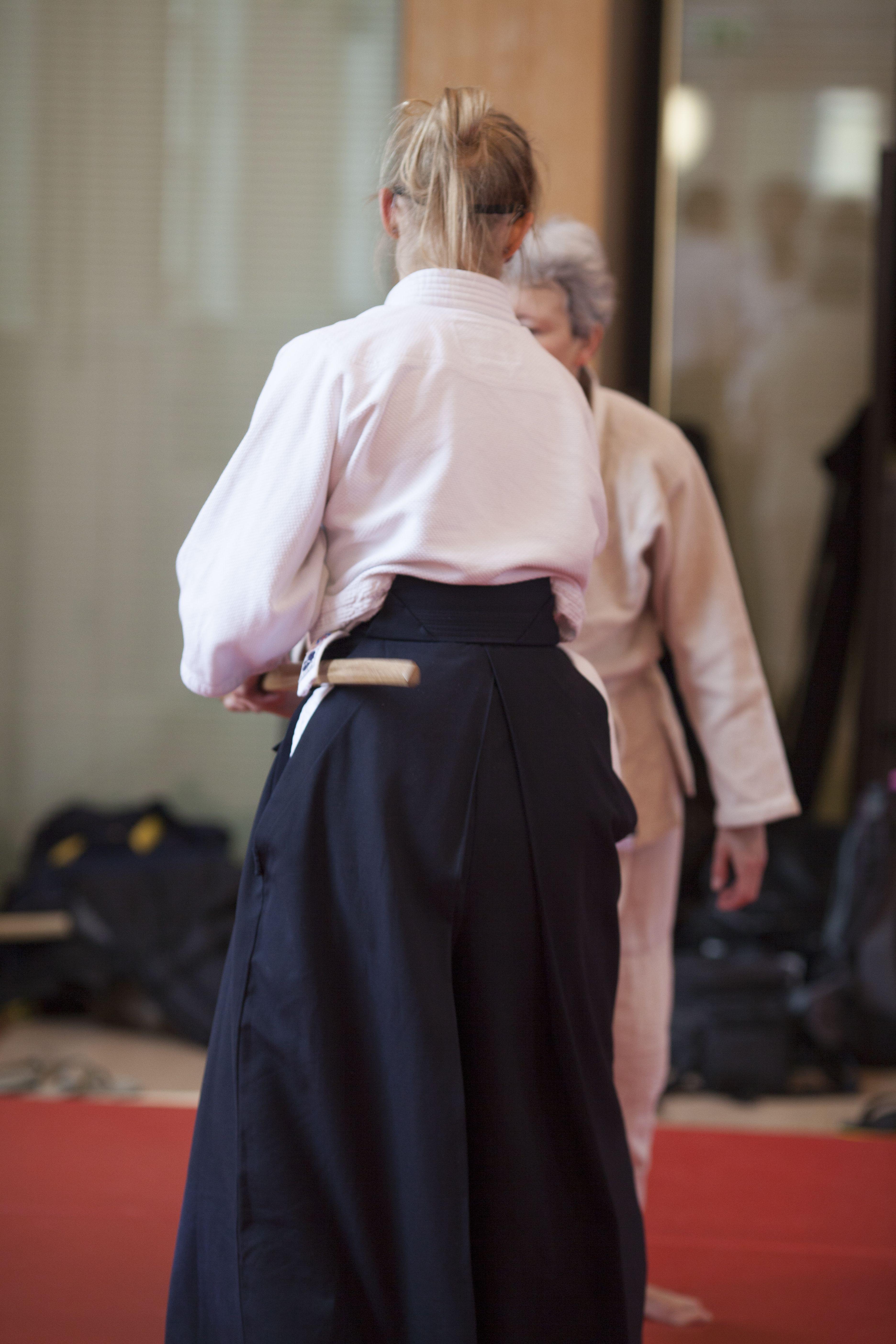 Saya no Uchi Edinburgh Aikido Class Bokken