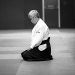 Toshiro Suga Edinburgh Aikido Seminar Rei