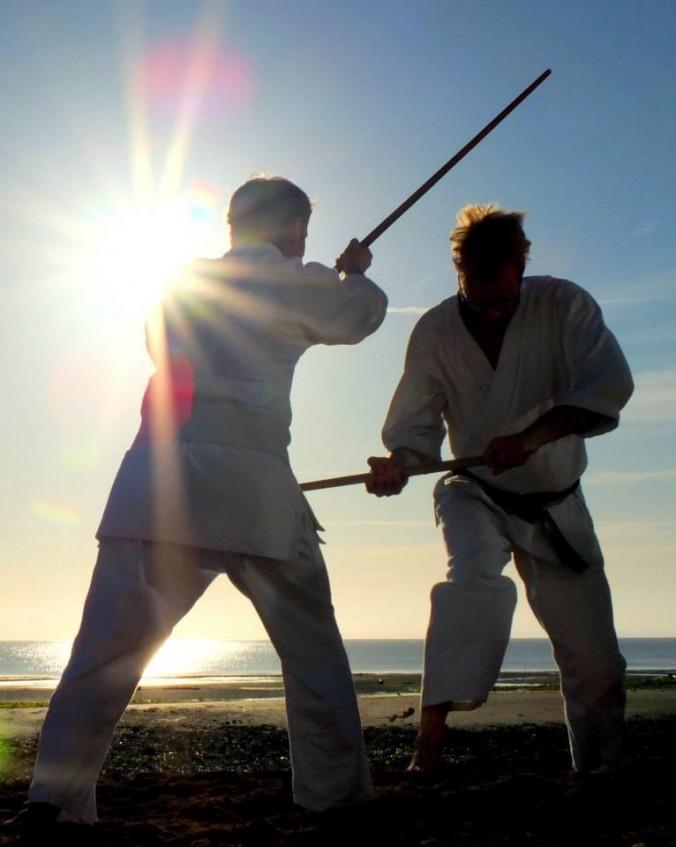 Scott Reed Edinburgh Aikido