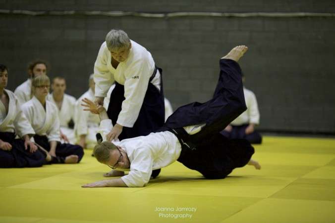 Edinburgh Aikido Course